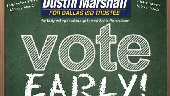 Early Voting Dates & Locations