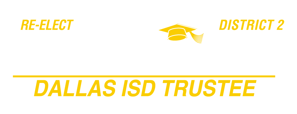 Campaign for Dustin Marshall for Dallas ISD
